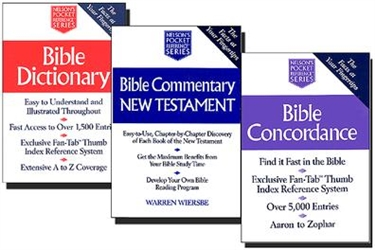Pocket Study Series